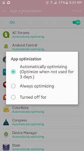 android optimizing app t mobile and international new app optimization update android