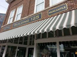 Building Awning Building 125 Home Page