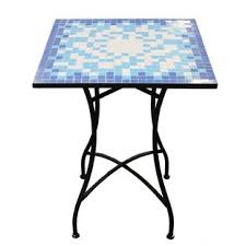 Mosaic Bistro Table Mosaic Bistro Table Set Wayfair