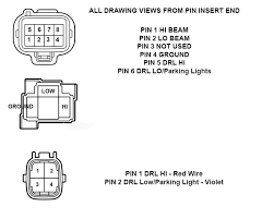 2018 tundra led headlight wiring info with diagrams toyota
