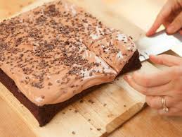 chocolate cake with chocolate buttercream and cocoa nibs recipe