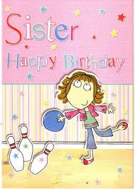 happy birthday sister card u2013 gangcraft net