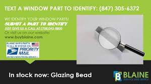 how to identify a skylight operator window parts youtube