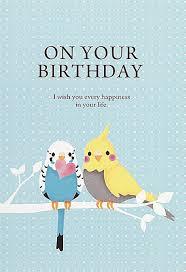 spr che zum 5 geburtstag happy birthday ma shirley 10 5 birds and blooms birthdays