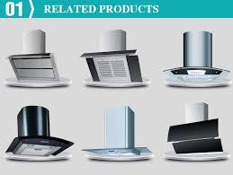 commercial extractor fan motor new kitchen ventilation hood high speed hydraulic motor extractor