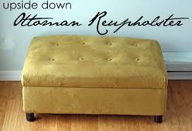 Diy Tufted Ottoman Yellow Tufted Ottoman Decorative Ideas To Cover Yellow Storage