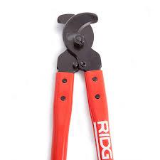 ridgid 54273 mc 20 manual leverage cable cutter 20mm diameter