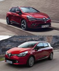 old renault clio 2016 renault clio vs older model old vs new