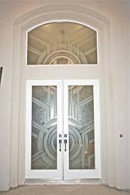 Exterior Glass Door Inserts Etched Glass Door Page 5 Of 9 Sans Soucie Glass