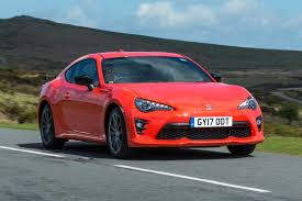 toyota gt86 eye searing toyota gt86 orange edition kick starts new club series