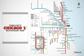 Lakeview Map Chicago by 8 Chicago Maps You Need To Hang On Your Wall Right Now Urbanmatter