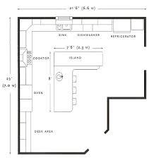flooring kitchen floor plans with island kitchen plans island