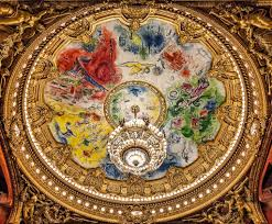Ceiling Art 11 Ways Paris U0027 Palais Garnier Has Inspired Artists