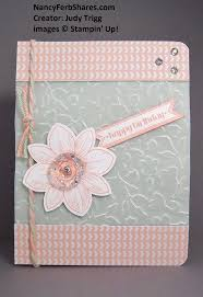 Peechy Folder Nancy Ferb Shares Papercrafting Petal Potpourri