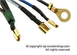 wiring loom for conversion to sip scootershop com