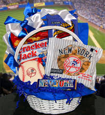 gift baskets nyc new york yankees chionship world series 2009 winner gift basket
