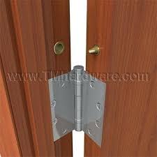 Swing Door Hinges Interior Out Swing Door Hinges Mounted Hinge Pin Stop View Detailed Images