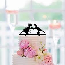dinosaur wedding cake topper wedding cake topper dinosaur and groom cake