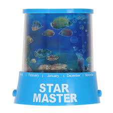 kids lamp mysterious ocean sea creature night lights led projector
