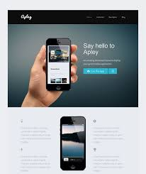 themes for mobile apps this wordpress theme for selling mobile apps features a responsive