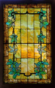 stained glass window fid17035 39 u201d x 62 3 4 u201d antique american stained glass windows