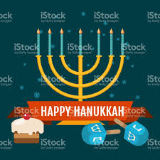 hanukkah candles for sale hanukkah sale for an emblem sticker or logo with menorah with
