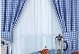 Blue Plaid Kitchen Curtains by Blissontap Black Brown Curtains Tags Teal Bedroom Curtains Next