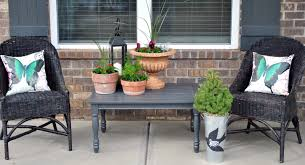 Rectangular Terracotta Planters by Decoration Ideas Exterior Front Porch Exquisite Design Used