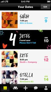 Iphone Apps For The Blind Feed On Crazy Blind Date Ui Pinterest Ux Design And Ui Design