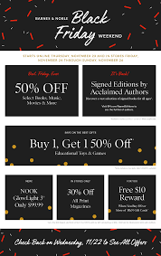 Barnes Adn Noble Barnes U0026 Noble Black Friday U0026 Cyber Monday Deals Barnes U0026 Noble