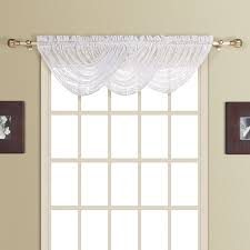 new rochelle lace waterfall valance shopbedding com