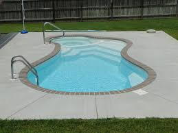 small backyard inground pool design backyard design ideas