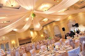 ceiling draping for weddings big event drapery ceiling canopies swags and marquee effect