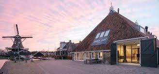 Farm House by Eek En Dekkers Renovates A Dutch Farmhouse As A Vibrant Meeting