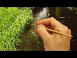 how to paint foliage oil painting michael james smith youtube