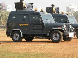 bulletproof jeep police car