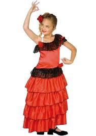 u0027s spanish fancy dress costume flamenco dancer u0027s costume