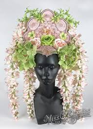 floral headdress best 25 flower headdress ideas on headdress
