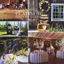 wedding party planner hire platinum party planners llc wedding planner in wantagh new