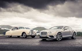 bentley hunaudieres bentley continental has come a long way in 63 years autoblog