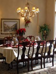 dining room table setting dining room christmas dinner table setting ideas home decorating