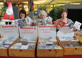charity christmas card shop opens at the forum in norwich latest