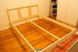 Ikea Bed Frame Fjellse Manhattan Nest