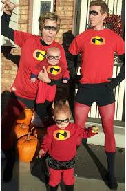 Incredibles Halloween Costume Dear Leftover Halloween Candy Idea