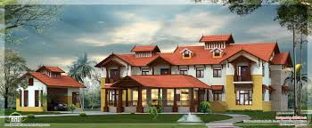 Home Design Plans Kerala Style by Super Luxury Kerala Style Home Design House Design Plans