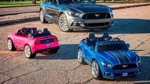 toddler mustang car mustang gets traction and other big car tech