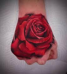 best 25 rose tattoo on hand ideas on pinterest rose hand tattoo