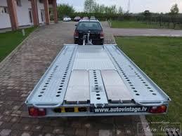 carrello porta auto carrello trasporto auto 1500 2000 kg auto vintage more