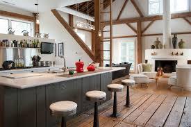 farmhouse kitchen decoration ideas innovative post and beam