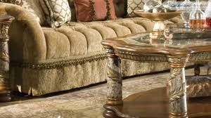 Michael Amini Dining Room Furniture by Villa Valencia Living Room Collection From Aico Furniture Youtube